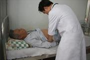 Can thiệp tắc mạch máu qua đường động mạch cho bệnh nhân có khối u gan bị vỡ