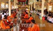 Đồng bào Khmer vui đón Tết Chôl Chnăm Thmây
