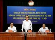 Năm 2017, Mặt trận Tổ quốc Việt Nam sẽ giám sát 5 lĩnh vực