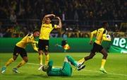 Borussia Dortmund bại trận sau chưa đầy một ngày vụ nổ bom xe buýt