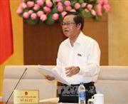Phó Chủ tịch Quốc hội Đỗ Bá Tỵ làm việc tại Đắk Lắk