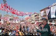 Cử tri Thổ Nhĩ Kỳ bỏ phiếu về sửa đổi Hiến pháp