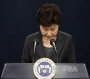 Cựu Tổng thống Hàn Quốc Park Geun-hye bị truy tố