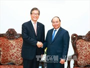 Thủ tướng Nguyễn Xuân Phúc: KDB sẽ thúc đẩy doanh nghiệp Hàn Quốc đầu tư vào Việt Nam