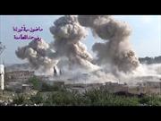 Mỹ trút 'bom mẹ' diệt IS ở Afghanistan, Nga dội 'bom bố' xuống phiến quân Syria