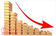 Giá vàng trong nước 'lao dốc' khi giá thế giới tuột khỏi mức đỉnh 5 tháng