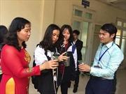 Hướng nghiệp bằng trải nghiệm khơi dậy đam mê nghề nghiệp tương lai của học sinh
