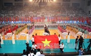 Khai mạc Giải bóng chuyền nữ quốc tế - Cúp VTV9 Bình Điền lần thứ XI