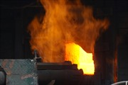 Nổ lò nấu phôi thép tại Công ty Thép Việt - Nhật, thép nóng bắn vào người công nhân