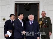 Phó Thủ tướng Trịnh Đình Dũng kết thúc tốt đẹp chuyến thăm Ireland