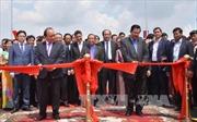 Thủ tướng dự lễ khánh thành cầu nối hai tỉnh của Việt Nam và Campuchia