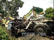 Hỗ trợ 46 triệu đồng cho các nạn nhân vụ tai nạn đường sắt nghiêm trọng tại Bình Định