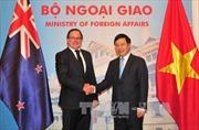 Phó Thủ tướng, Bộ trưởng Ngoại giao Phạm Bình Minh hội đàm với Bộ trưởng Ngoại giao New Zealand