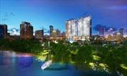 Lộ diện dự án view trực diện sông Hồng