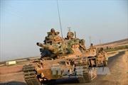 Thổ Nhĩ Kỳ tấn công lực lượng người Kurd tại Đông Bắc Syria