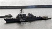 Hàn Quốc, Mỹ tập trận hải quân bắn đạn thật