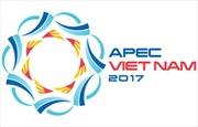 Họa tiết hoa sen tạo điểm nhấn trên trang phục nguyên thủ tại APEC 2017