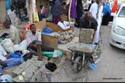 Kỳ lạ 'đất nước' dân thừa tiền cho lên xe cút kít mang ra chợ bán