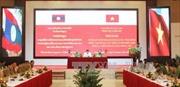 Cảnh sát Việt Nam- Lào phối hợp chống tội phạm ma túy biên giới