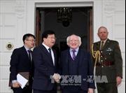 Phó Thủ tướng Trịnh Đình Dũng thăm chính thức Vương Quốc Anh