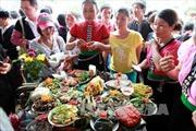 Chợ phiên 'Về với cao nguyên Mộc Châu' diễn ra tại Hà Nội dịp 30/4