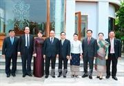 Thủ tướng Nguyễn Xuân Phúc thăm nguyên Lãnh đạo Đảng, Nhà nước Lào