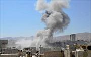Syria cáo buộc Israel không kích tên lửa sân bay Damascus