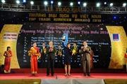 Prudential nhận giải thưởng 'Thương mại Dịch vụ Việt Nam'