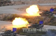 Quân đội Hàn Quốc, Mỹ tái khẳng định sẵn sàng đối phó Triều Tiên