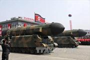 Mỹ và Hàn Quốc xác nhận vụ phóng thử tên của Triều Tiên thất bại