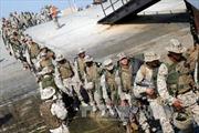 Lính thủy đánh bộ Mỹ trở lại Afghanistan