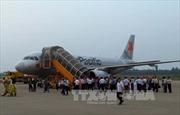 Khai trương đường bay Quảng Bình – Hải Phòng