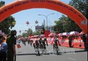VĐV Ariya Phounsavath đã giành chiến thắng Giải đua xe đạp Cúp truyền hình lần thứ 29