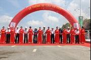 Thông xe cầu An Hảo bắc qua sông Đồng Nai nối 3 tuyến quốc lộ huyết mạch