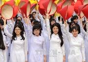 'Hội họa Huế và áo dài' tại Festival Nghề truyền thống Huế 2017