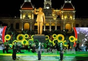 'Khúc ca khải hoàn' kỷ niệm 42 năm Ngày Giải phóng miền Nam, thống nhất đất nước