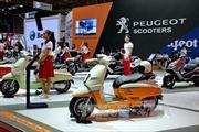 Triển lãm ô tô xe máy Việt Nam 2017 thu hút hàng loạt thương hiệu 'đình đám'