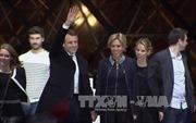 Tổng thống đắc cử Macron: 'Nước Pháp đã chiến thắng'