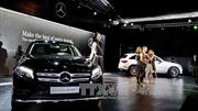 Mercedes-Benz bán chạy, Lexus sụt giảm trong tháng 4