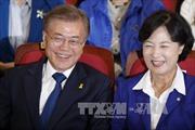 Truyền thông Hàn Quốc loan tin ông Moon Jae-in sẽ đắc cử