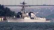 Romania, Anh và Mỹ tập trận hải quân tại Biển Đen