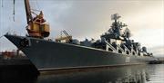 Tuần dương hạm của Nga diễn tập phòng không và chống ngầm