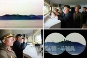 Nhật Bản: Triều Tiên có thể vừa thử loại tên lửa mới, đạt độ cao hơn 2.000 km