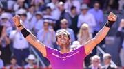Rafael Nadal thắng trận đầu tiên trước Novak Djokovic sau 3 năm khuất phục