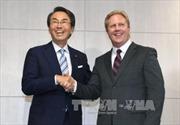 Nhật Bản, New Zealand nhất trí thúc đẩy các đối tác thông qua TPP trước tháng 11