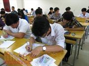 Học sinh TP Hồ Chí Minh được thi thử kỳ thi THPT quốc gia