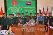 Việt Nam và Campuchia tổ chức lễ giao nhận hài cốt liệt sĩ