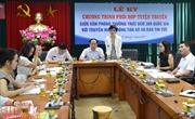 Báo Tin Tức, Vnews ký hợp tác tuyên truyền chống buôn lậu, gian lận thương mại