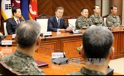 Tổng thống Hàn Quốc chỉ trích Triều Tiên đe dọa hòa bình thế giới