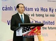 Hợp tác phát triển là động lực của quan hệ Việt Nam - Hoa Kỳ